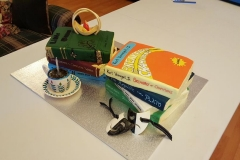 Minister Rob's 60th birthday cake