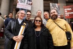 2017 Palm Sunday march